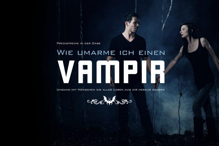 Wie umarme ich einen Vampir